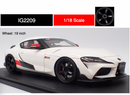 Ignition Model 1/18 GR Supra RZ (A90) White  (IG2209) resin car model available on Q3 2021 Pre-order now