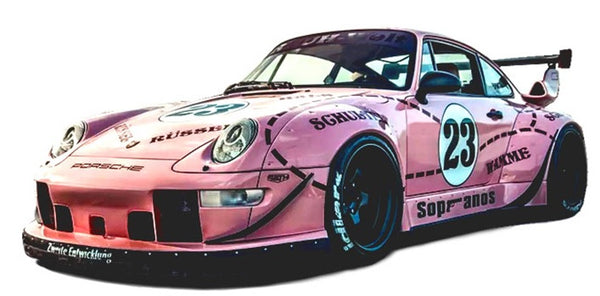 Ignition Model 1/18 RWB 993 Pink (IG2323) Resin car model available on Apr-Jun  2021 Pre-order now