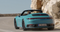 MINICHAMPS PORSCHE 1:8 911(992) CARRERA 4S CABRIOLET Miami Blue (800662002)  Resin Model Car Available on the end of April 2021 Pre Order now