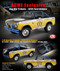 ACME 1:18 1970 Ford Baja Bronco - Big Oly Tribute Editio  (GL-41405) diecast car model available on the MAY 2021 pre order now