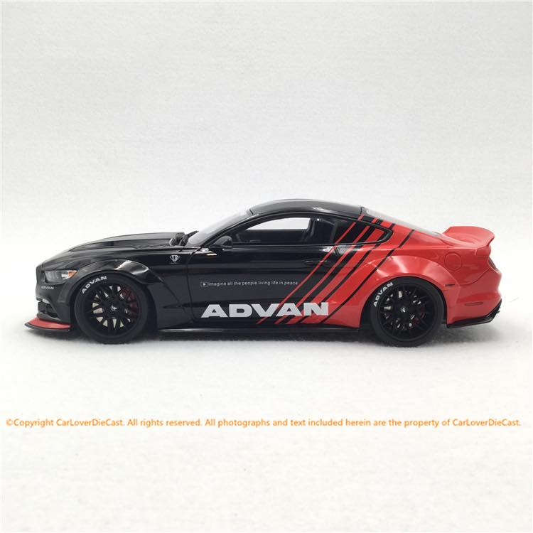 GT Spirit 1:18  LB works Mustang resin model (KJ035) Asian Exclusive Edition Limited 504 units available now