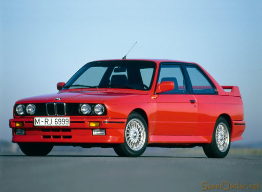 GT Spirit 1:8 BMW M3 (E30) 1986 + SHOWCASE BOX (White)  available on End of April 2019 Pre-order item GTS80061