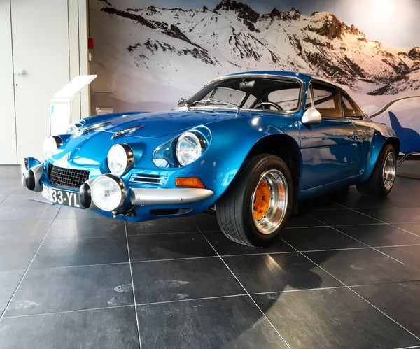 GT Spirit 1:8 ALPINE A110 1800 GROUPE 4  (GTS800701)  available on End of Aug 2020 Pre-order item