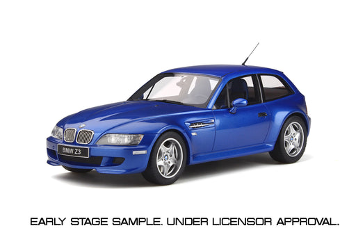 OttO Mobile 1:18 BMW Z3 M Coupe 3.2 resin car model (OT318 )Limited 999 pcs available on Oct 2019 pre-order item