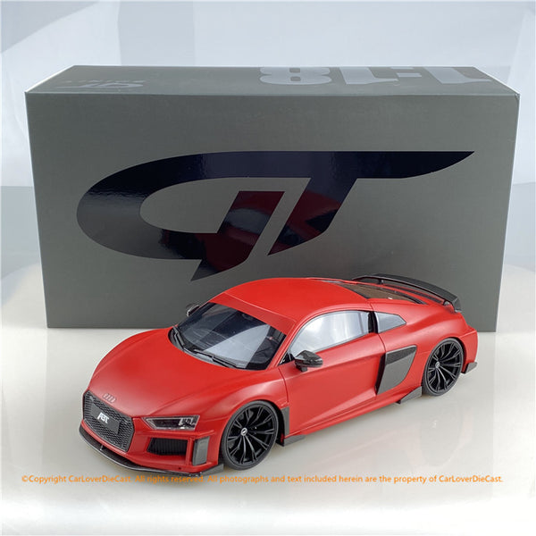 GT Spirit 1:18 ABT R8  (GT282)  Resin car model available now