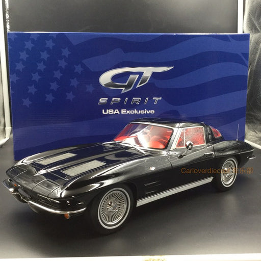 GT Spirit 1:12 1963 CHEVROLET CORVETTE (US010) resin model US Edition available now