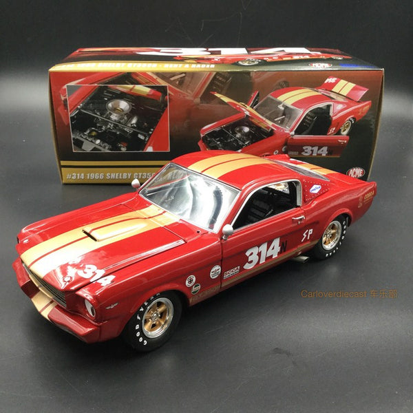 ACME 1:18 #314 1966 Shelby GT350H - Rent A Racer (A1801823) diecast available now