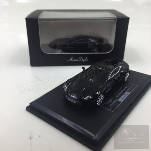 (Avanstyle) Aston Martin One 77 resin scale 1:87 (Black) Frontiart