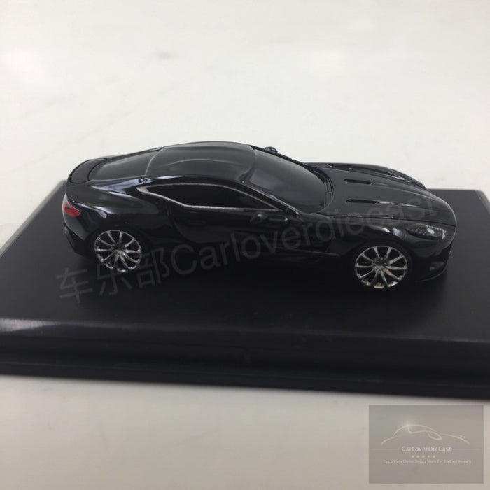 ... Aston Martin One 77 Resin Scale 1:87 (Black) Frontiart ...