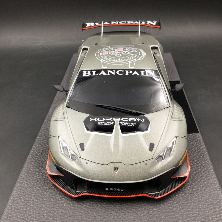 Top Marques - Huracan 2015 Presentation  resin scale 1:18 (TOP36A) available now