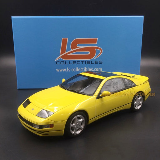 LS Collectibles - Nissan 300ZX 1992 (Black) resin scale 1:18 (LS18B) available now