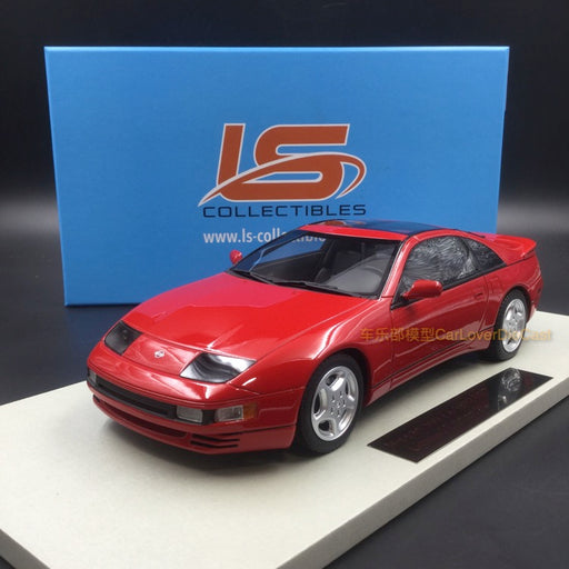LS Collectibles - Nissan 300ZX 1992 Red resin scale 1:18 (LS18E) available now