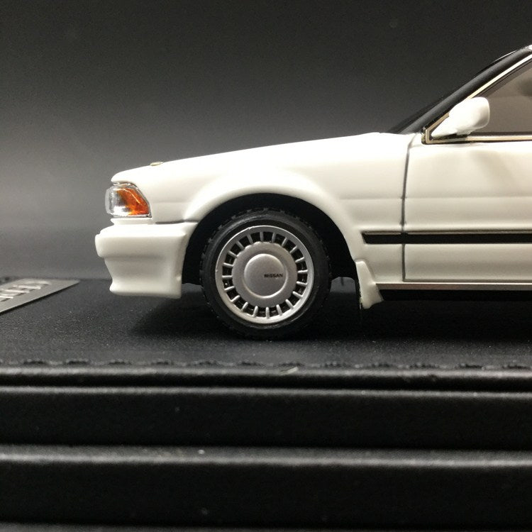 Ignition Model 1:43 Nissan Cedric (Y31) Gran Turismo SV  Pure White resin Model (IG1252) available now
