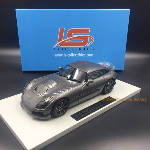 LS Collectibles - TVR Sagaris 2005 Grey resin scale 1:18 (LS008C)
