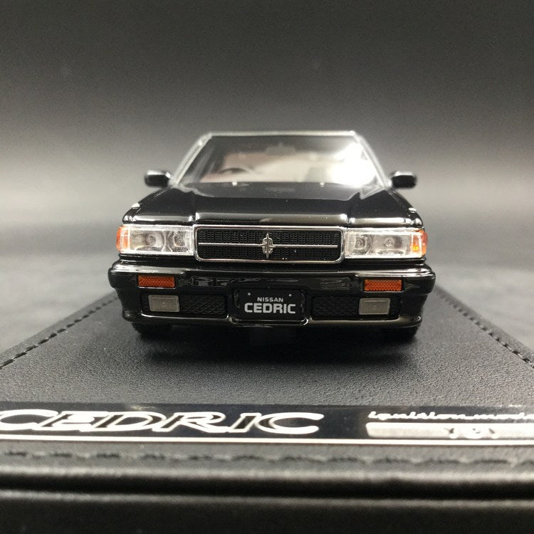 Ignition Model 1:43 Nissan Cedric (Y31) Gran Turismo SV  Black resin Model (IG1250) available now