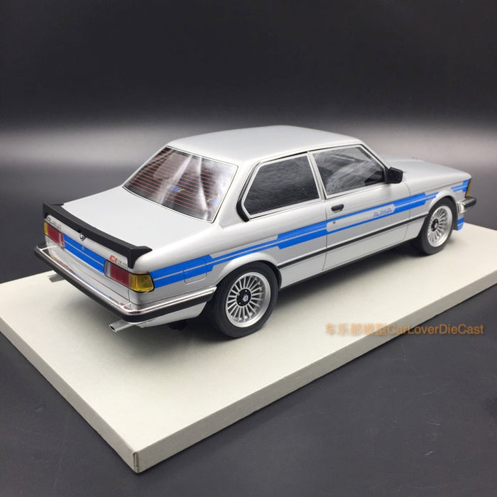 LS Collectibles - BMW 323 Alpina in Silver resin scale 1:18 (LS020A)