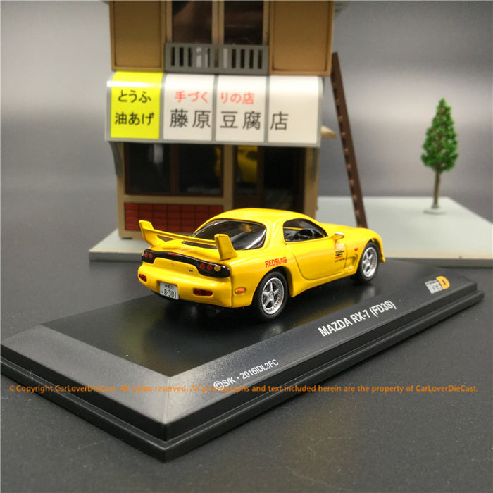 Kyosho 1:64 Initial D (4 Cars In 1 Pack) K07057A6 Diecast