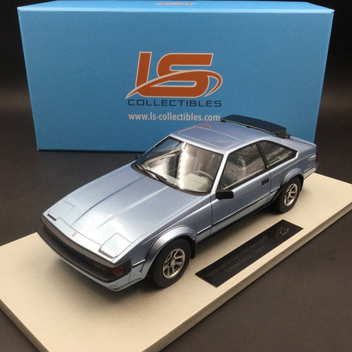 LS Collectibles 1:18 Toyota Celica-Supra MKII  (LS032C) resin car model available now