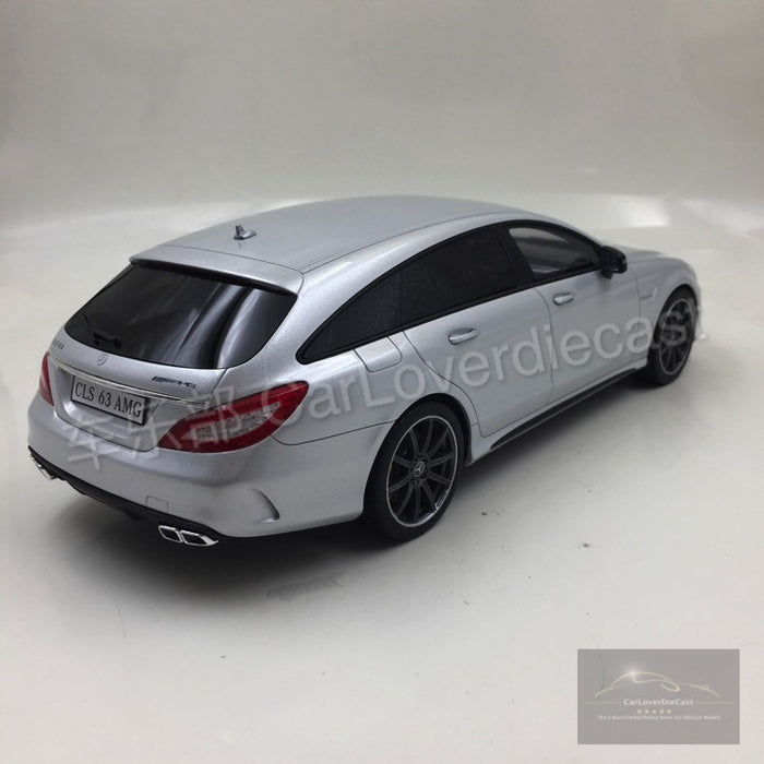 GT SPIRIT Mercedes-Benz CLS 63 AMg Shooting Brake Resin Scale 1/18 Model By GT Spirit (GT725)  Limited 1000 units available now