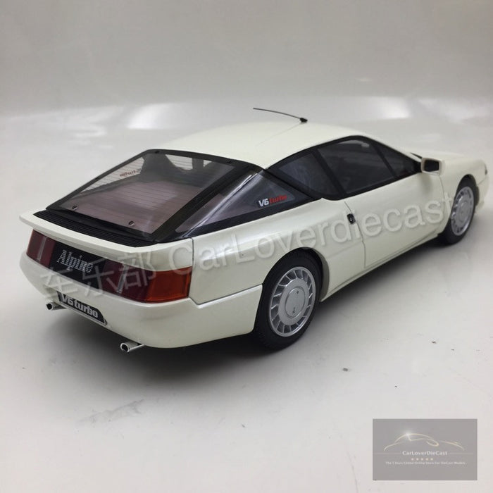 OttO Mobile  Alpina GTA V6 Turbo Resin Scale 1/18 Model (OT662) Limited 999 units