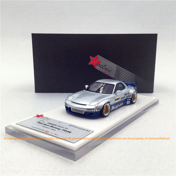 Fuelme 1:43 Rocket Bunny RX-7 Future Ver 3 Resin Model(FM43008LM-F)が利用可能になりました