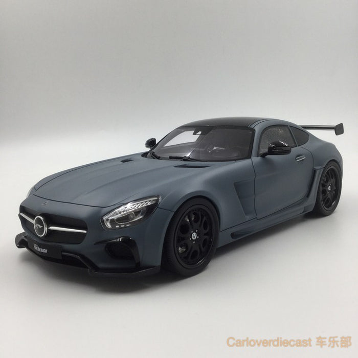 (GT Spirit) FAB DESIGNResin Scale 1/18 Limited 504 pcs (KJ018) Exclusive by Carloverdiecast available now