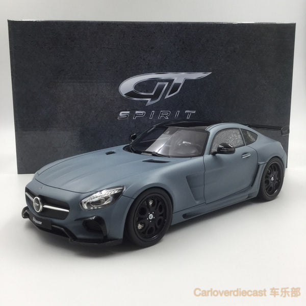 (GT Spirit)FAB DESIGNResin Scale 1/18 Limited 504 pcs(KJ018)Exclusive by Carloverdiecast available now
