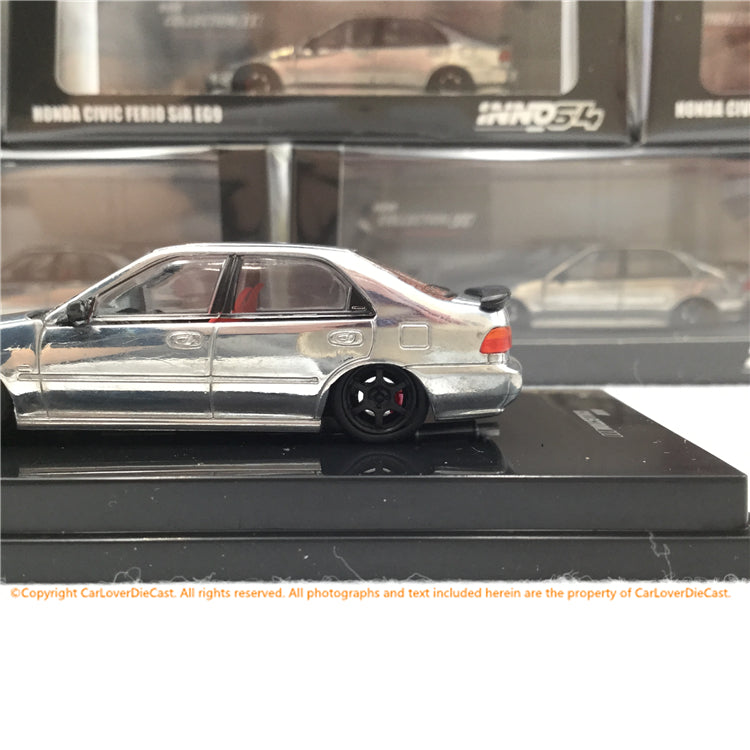 INNO Model 1:64 Honda Civic Ferio EG9 Raw Edition (IN64-RAW-EG9) Diecast Car Model
