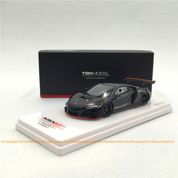 TSM 1:43 Acura NSX GT3 2017 Pebble Beach Show Car (TSM430314) resin car model available now