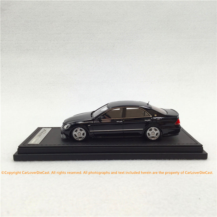 Ignition Model 1:43 Toyota Crown (GRS180) 3.5 Athlete Black  (IG1503) resin car model available now