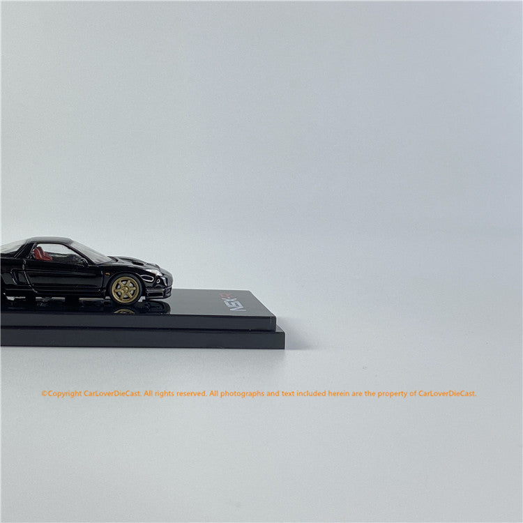 Hobby Japan 1/64 Honda NSX-R (NA2) Customized Ver.  Black (HJ641015ACBK) diecast car model available now