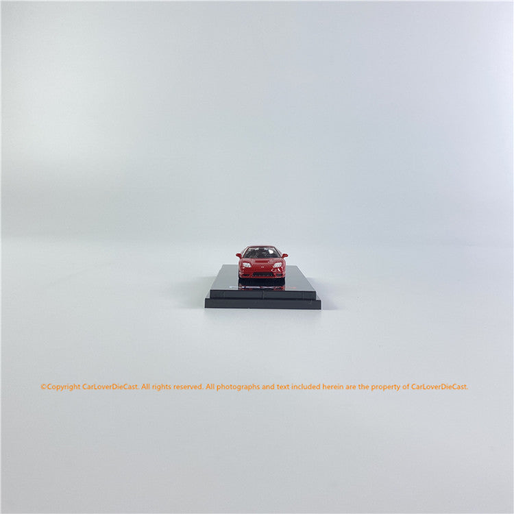 Hobby Japan 1/64 Honda NSX-R (NA2) Red (HJ641015AR) diecast car model available now