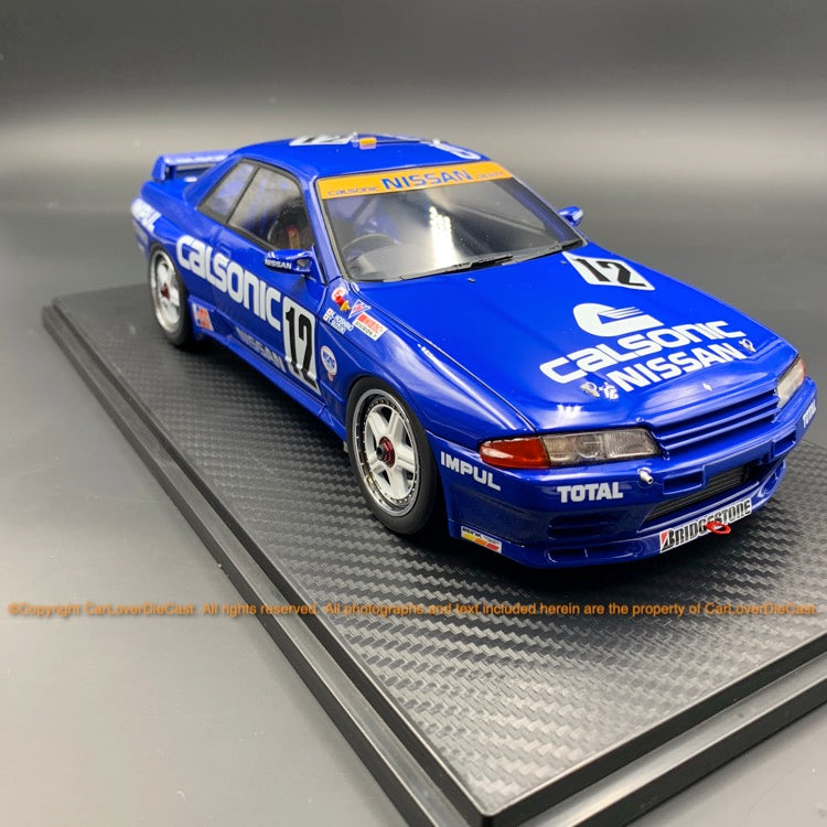 ignition Model 1:18 Calsonic Skyline