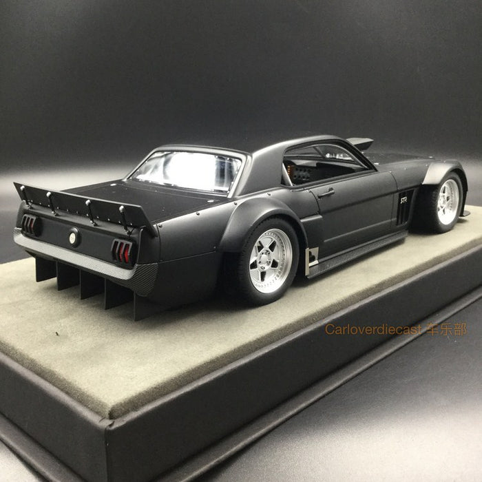 Top Marques - Ford Mustang 1965 Hoonigan  resin scale 1:18 (TOP48C)