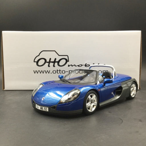 OttO Mobile 1:18 Renault Spider resin model (OT748) available now