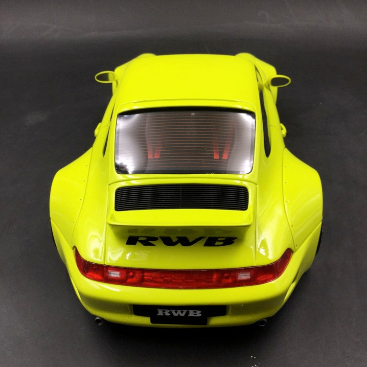 GT Spirit RWB 993 Duck Tail  Resin Scale 1/18 Limited 504pcs (KJ026) Exclusive by Carloverdiecast available now