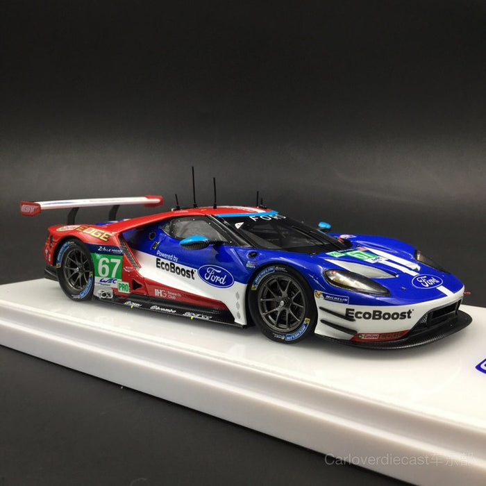 (TSM-Model) Ford GT #67 2016 24Hr  Ford Chip Ganassi Team UK Resin Scale 1:43  (TSM430107) available now