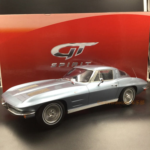 GT Spirit - 1963 CHEVROLET CORVETTE  Resin Scale 1:12 (GT183 )  Limited 999 units available on July 2018 Pre-order now