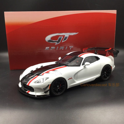 GT Spirit 1:18 2016 DODGE VIPER ACR (GT181)  resin scale 1:18 imited 999 pcs available on July 2018 Pre-order now