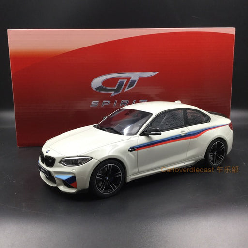 GT Spirit - BMW M2 resin scale 1:18 (GT758) limited 500 pcs available now