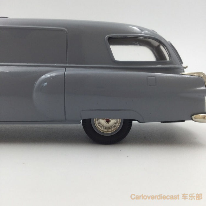 Brooklin Models -  1951 HENNEY-PACKARD – NAVY AMBULANCE HandMade White Metal Scale 1:43 Available Now (CSV023)