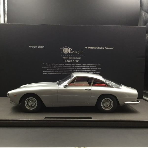 Top Marques -  250 LUSSO (Grey Metallic) 1:12 resin model (TM12-12E) available now