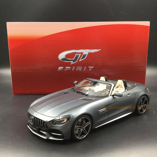 GT Spirit - MERCEDES-AMG GT C resin scale 1:18 (GT197) limited 999 pcs available now
