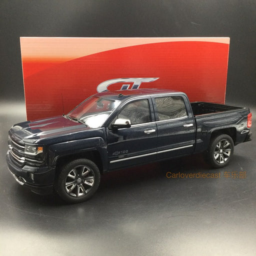 GT Spirit 1:18 2018 CHEVROLET  SILVERADO CENTENNIAL EDITION Resin Model (GT212)