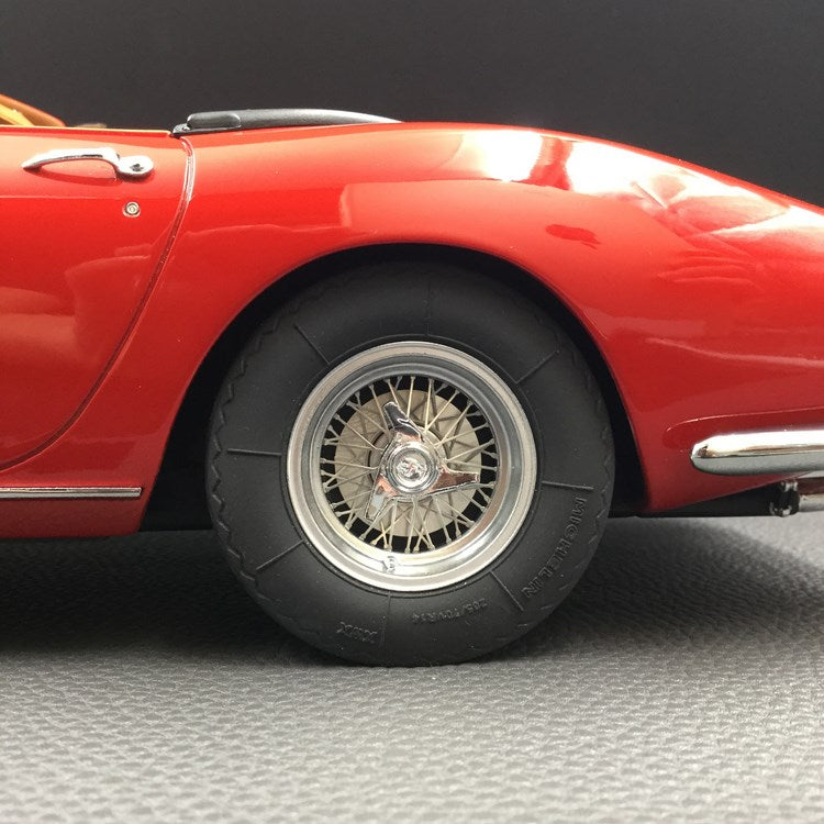Top Marques 1:12  275 GTB/4 Red Spyder with Tan Interio (TM12-04H) available now