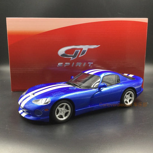 GT Spirit - DODGE VIPER GTS resin scale 1:18 (GT136) limited 999 pcs available now