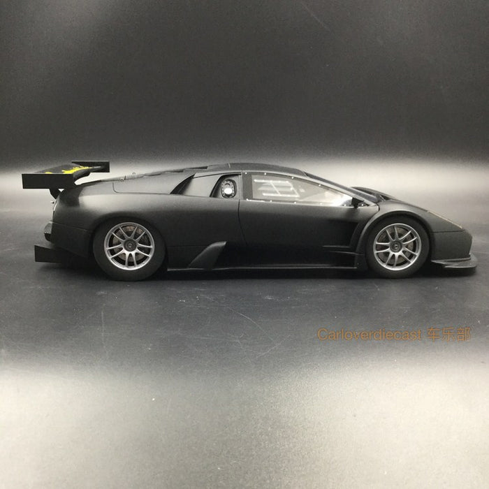 Kyosho Samuari LAMBORGHINI MURCIELAGO R-GT Resin Scale 1:18 (KSR18505BK-B) available on Mid of May Pre-order now