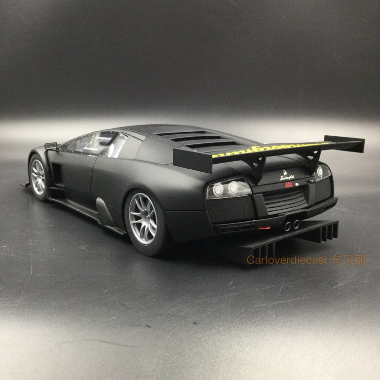 Kyosho Samuari LAMBORGHINI MURCIELAGO R-GT Resin Scale 1:18 (KSR18505BK-B) available now
