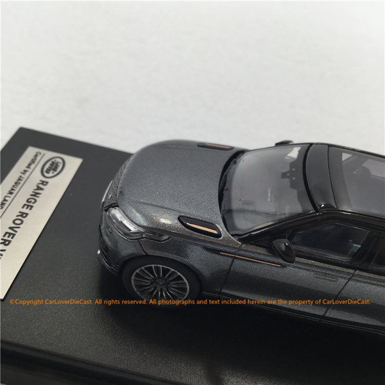 LCD 1:64 LandRover RangeRover VELAR (Grey) Diecast (LCD64001GR) available now