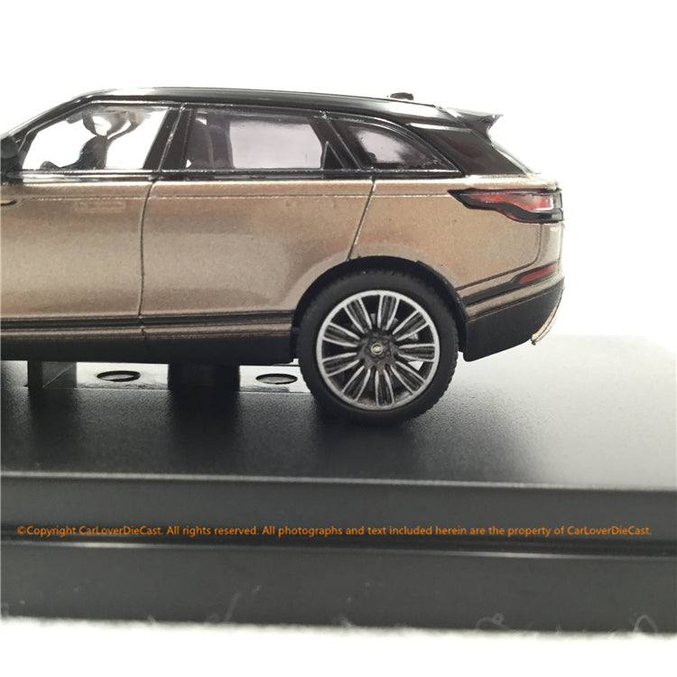 LCD 1:64 LandRover RangeRover VELAR (Brown) Diecast (LCD64001RR) available now